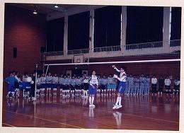 平成5年古川牧子バレーボール教室