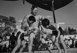 平成7年六軒相撲大会 舞の海
