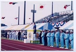 平成8年(第1回市民運動会)
